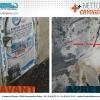 Nettoyage Cryogénique - Affiches Publicitaires - CRYO'TECH - Avant-Après