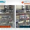 Nettoyage Cryogénique - Armoire électrique 3 - CRYO'TECH - Avant-Après