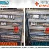 Nettoyage Cryogénique - Armoire électrique 1 - CRYO'TECH - Avant-Après