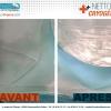 Nettoyage Cryogénique - Moule - CRYO'TECH - Avant-Après