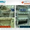 Nettoyage Cryogénique - Poste de travail - CRYO'TECH - Avant-Après