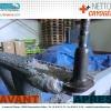 Nettoyage Cryogénique - Support Peinture - CRYO'TECH - Avant-Après