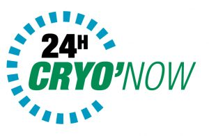 Logo - CRYO'NOW 24 - VENDANGES 2017 - CARBOGLACE - CRYO'TECH