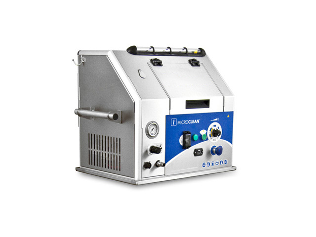 Microclean - Machine de tir - CRYOTECH