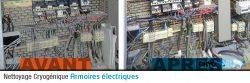 Nettoyage-Cryogénique-des-armoires-électriques-CRYOTECH