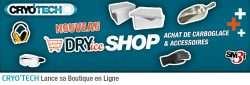Boutique en ligne - DRY'ice SHOP