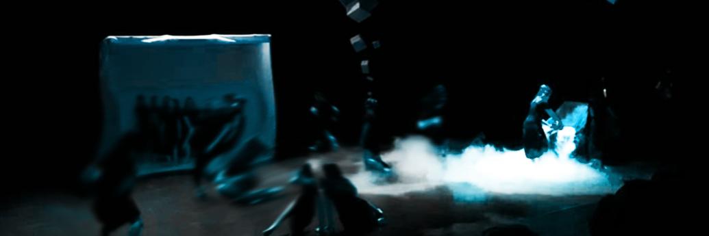 Effets de fumée – Spectacle de danse