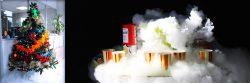 Effets de fumée - Noël + Réveillon + Réception - CRYO'TECH