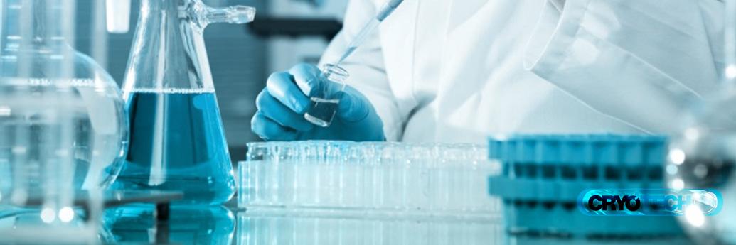 Glace carbonique au service du médical et de la recherche