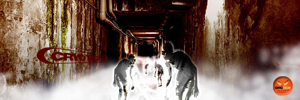 Halloween 2020 : réalisez un décor terrifiant avec CRYO'TECH !