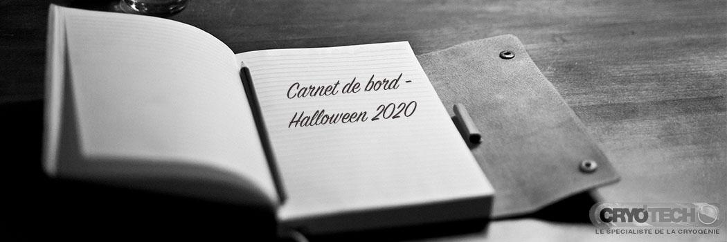 Découvrez notre histoire pour Halloween 2020