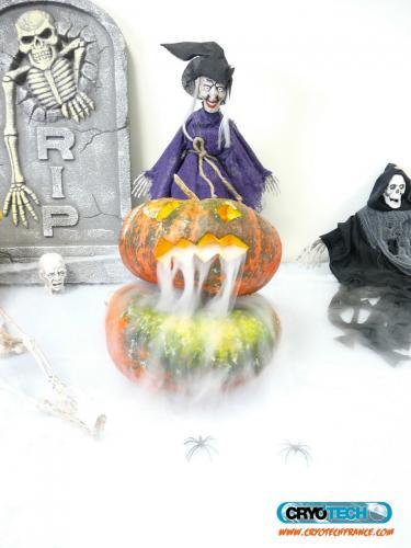 CRYOTECH - Halloween - effet de fumée 2