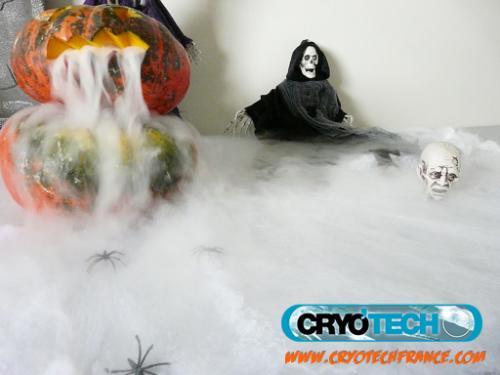 CRYOTECH - Halloween - effet de fumée 4